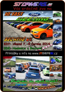 FAST FORD MEETING 10 Bechyne VI icon